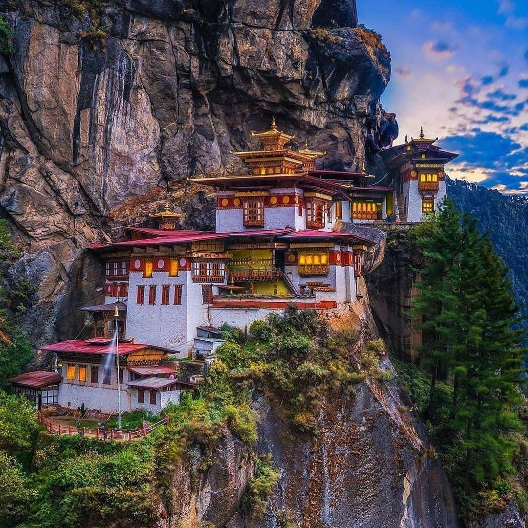 Những điểm đến nổi bật nhất ở Bhutan