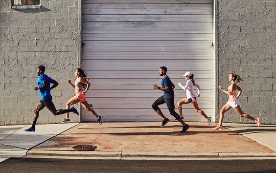 Vẻ đẹp của người chạy marathon về chót