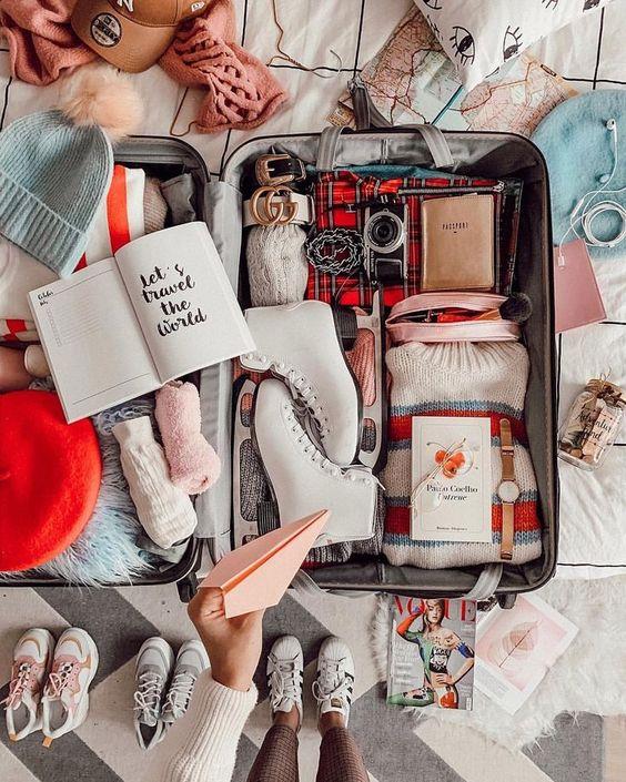 101 mẹo xếp đồ đi du lịch cực gọn gàng