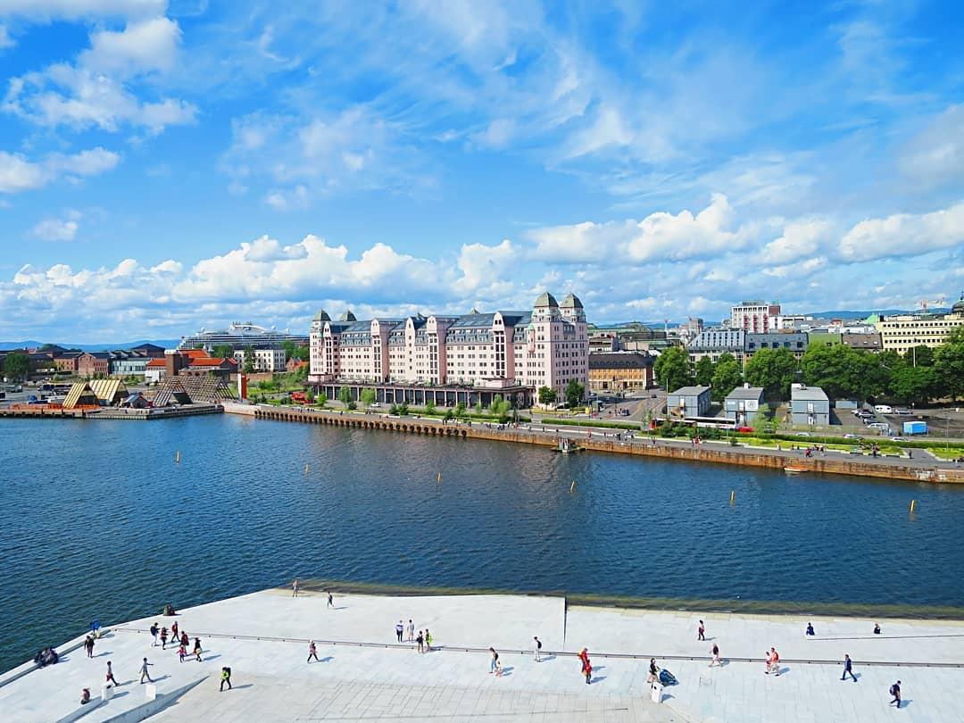 Oslo, Na Uy