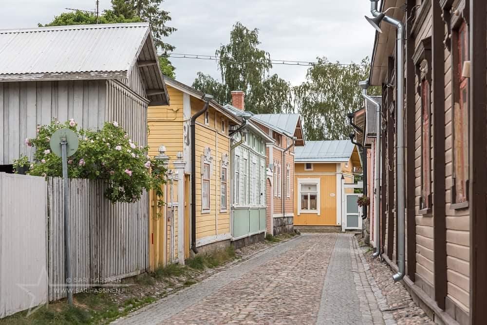 VanhaRauma, Phần Lan