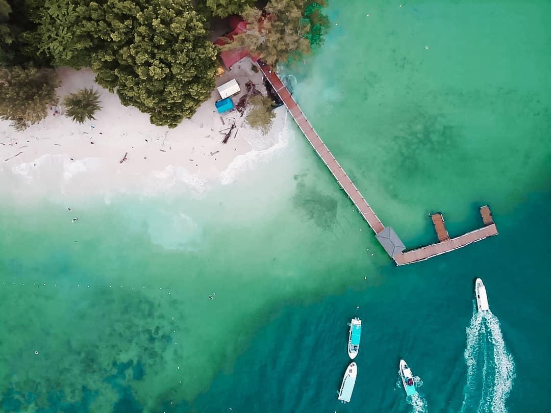 Đảo Sapi, Malaysia
