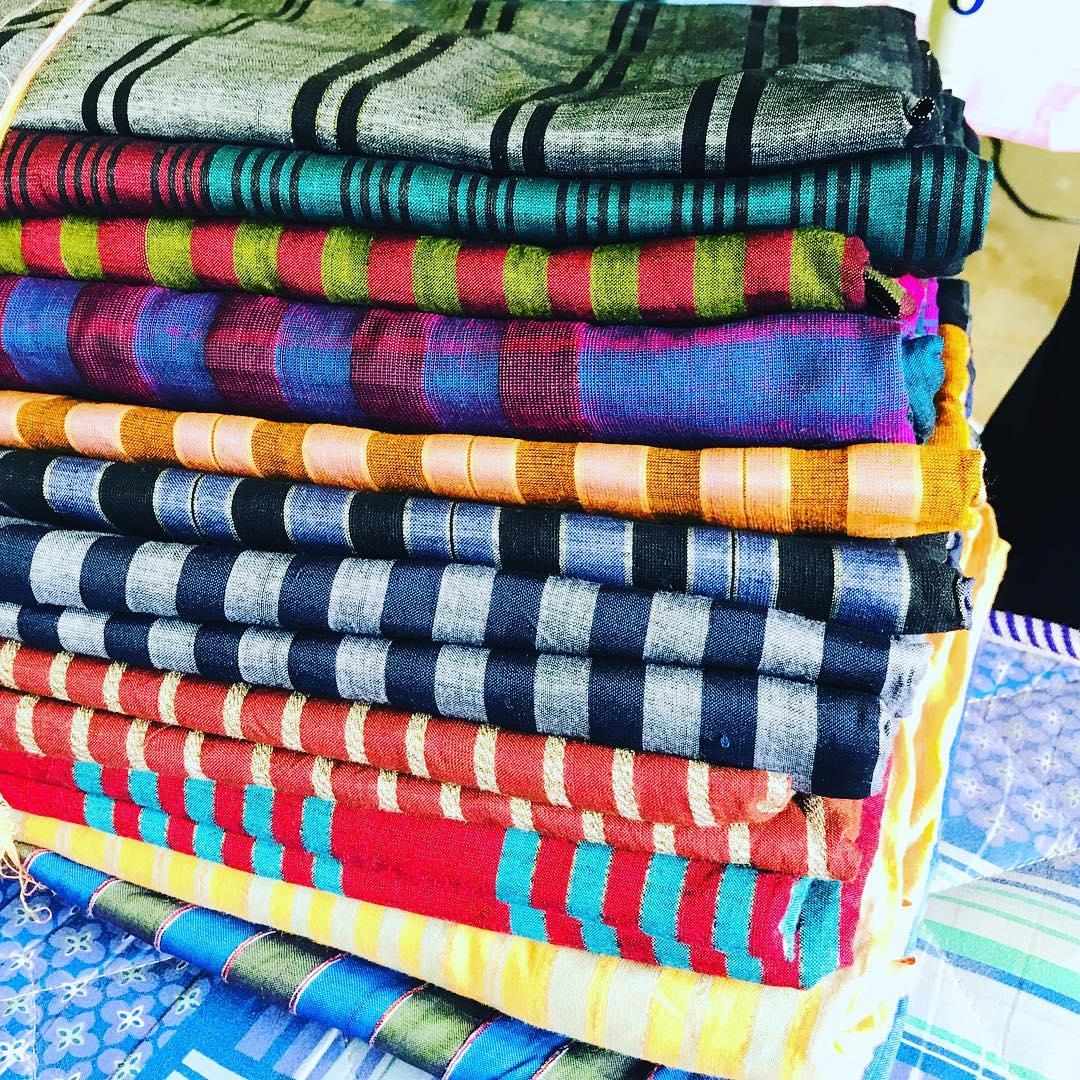 Hàng dệt thủ công Colombo, Sri Lanka