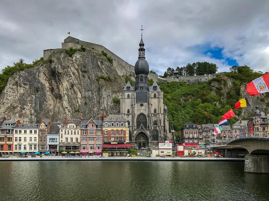 Citadelle de Dinant, Bỉ