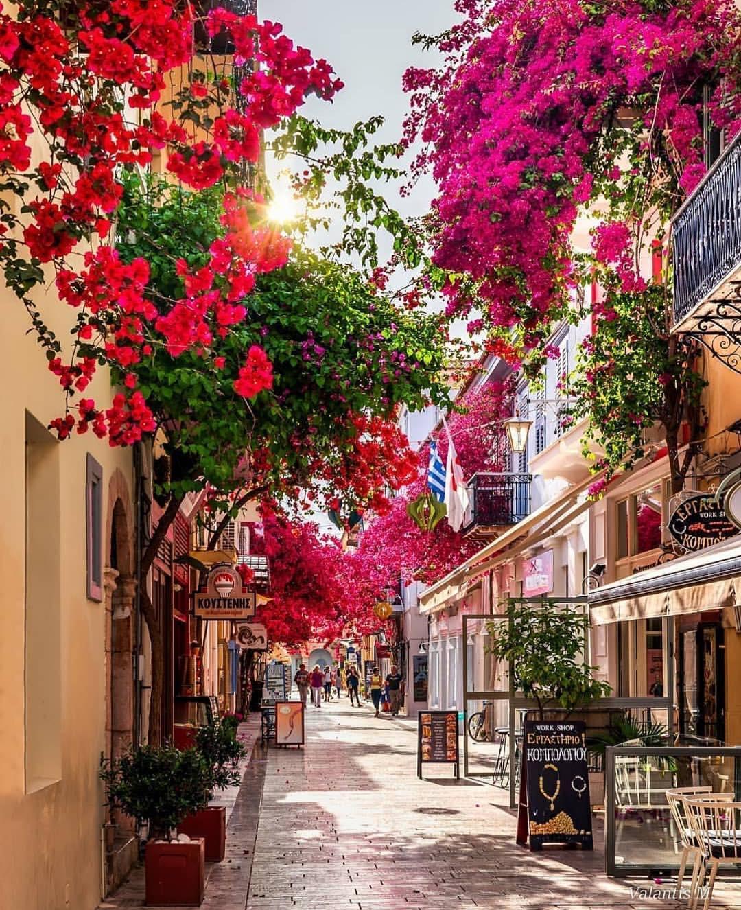 Náfplio, Hy Lạp