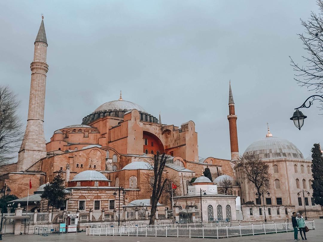 Hagia Sophia Museum, Thổ Nhĩ Kỳ