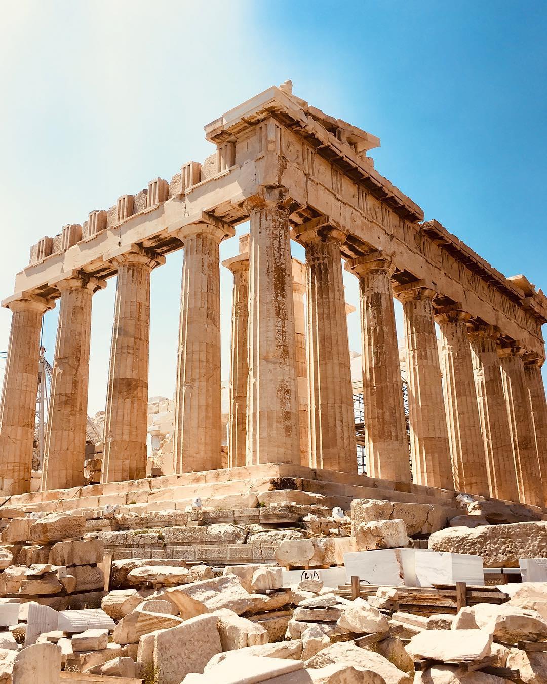 Acropolis, Athens, Hy Lạp