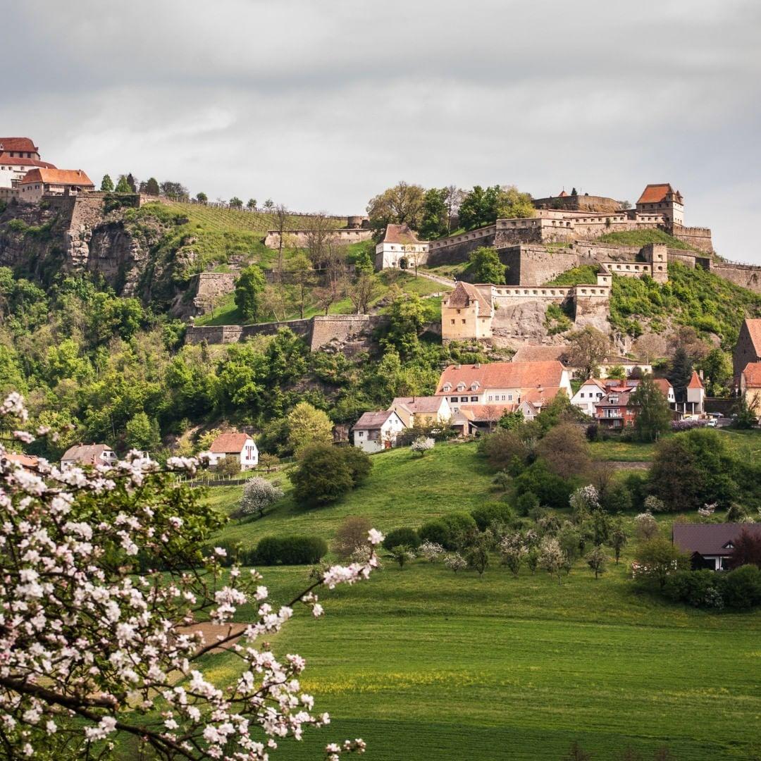 Burg Riegersburg, Áo