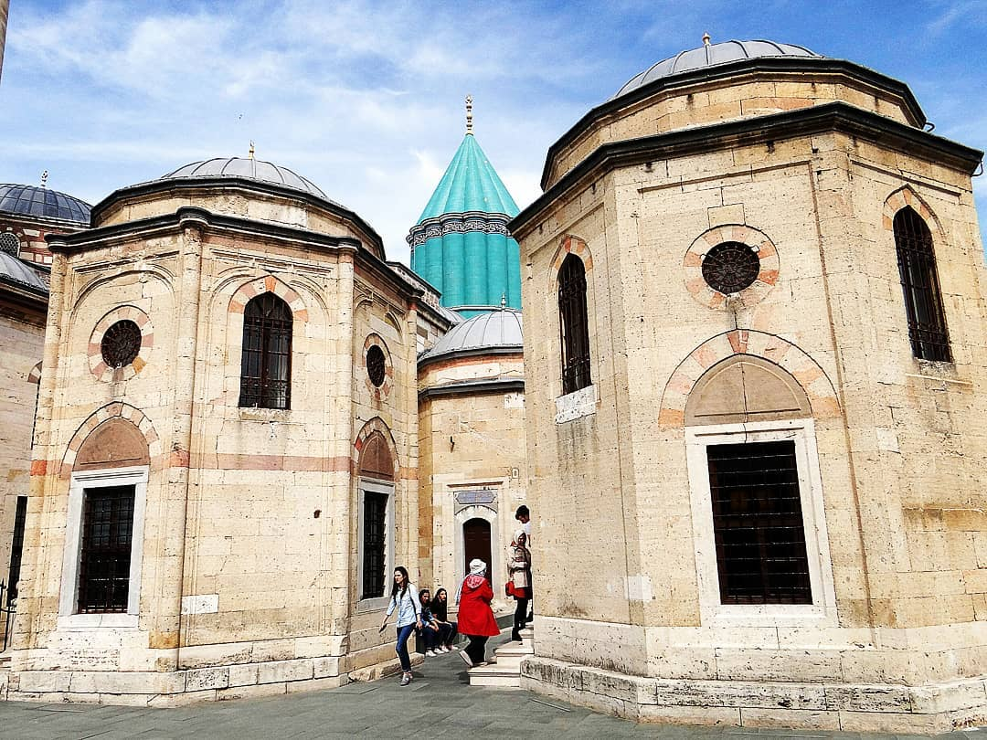 Mevlana, Konya, Thổ Nhĩ Kỳ