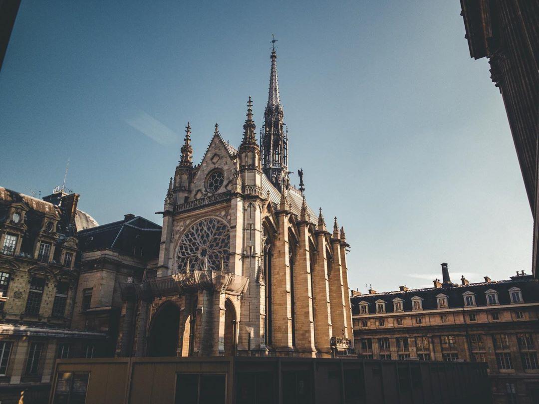 Sainte Chapelle, Paris, Pháp