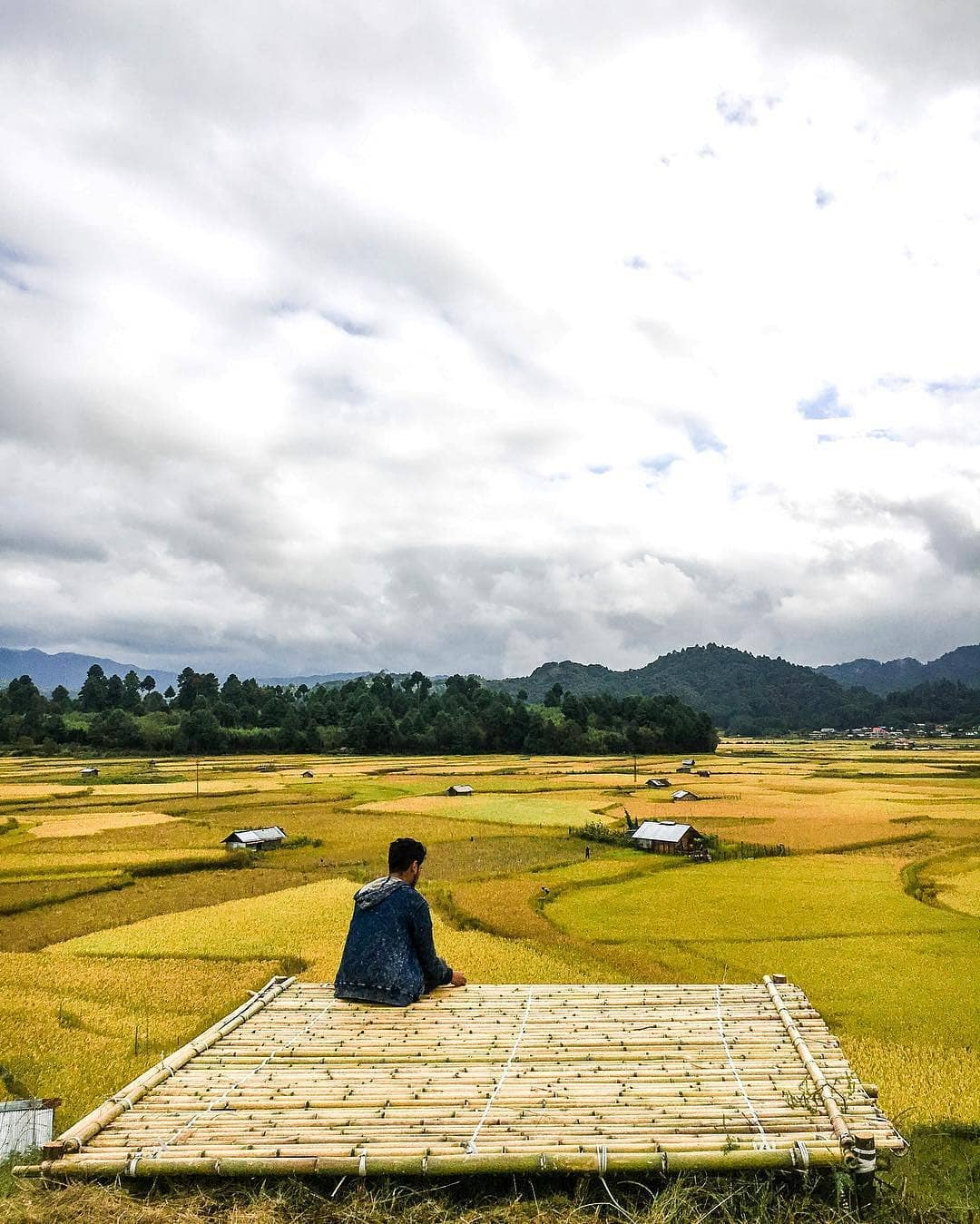 Thung lũng Ziro, Arunachal Pradesh, Ấn Độ