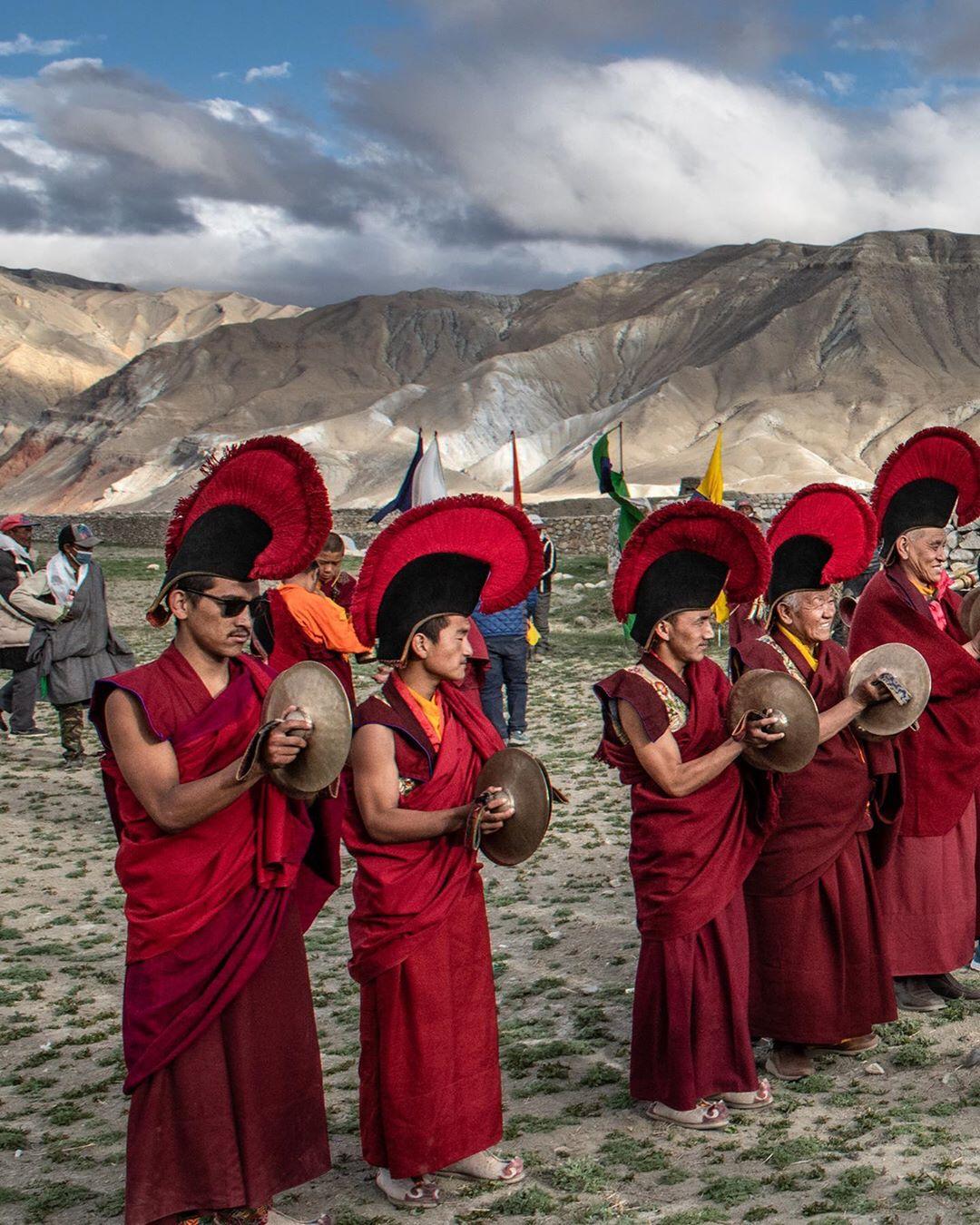 Lễ hội Tiji, Lo Manthang, Nepal