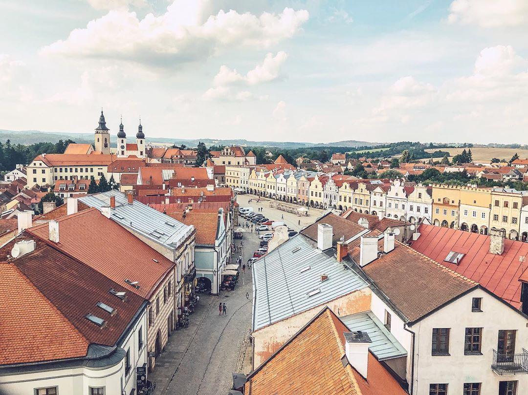 Telč, Cộng hòa Czech
