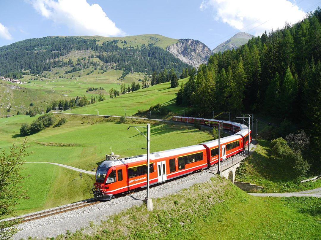 Bergün, Thụy Sỹ