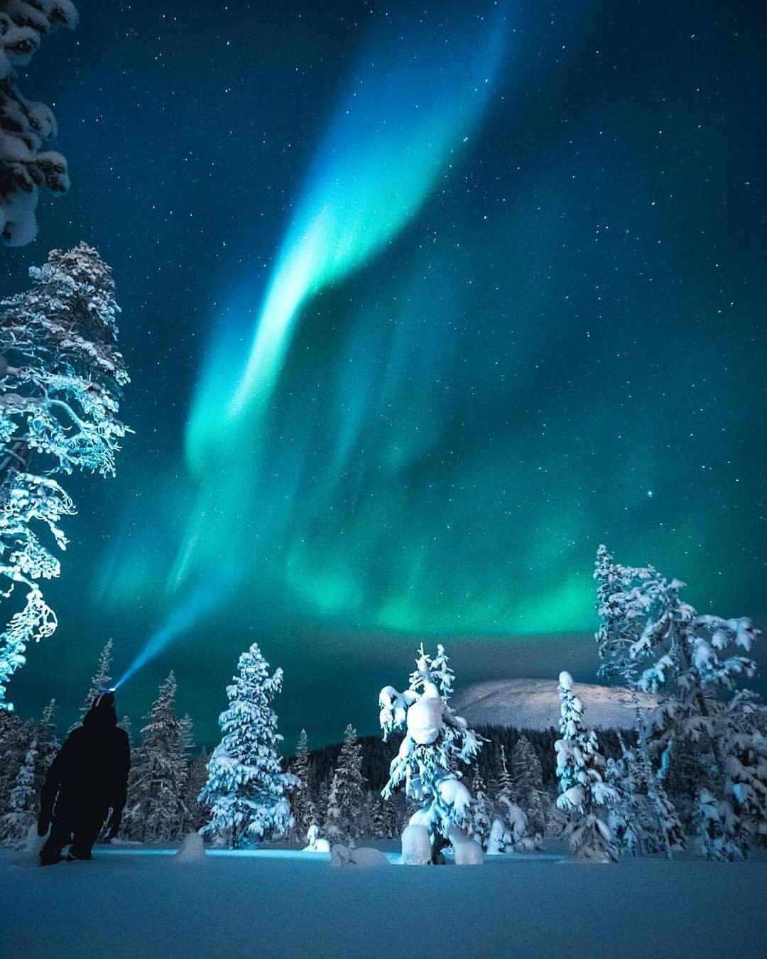 Äkäslompolo, Lappi, Phần Lan