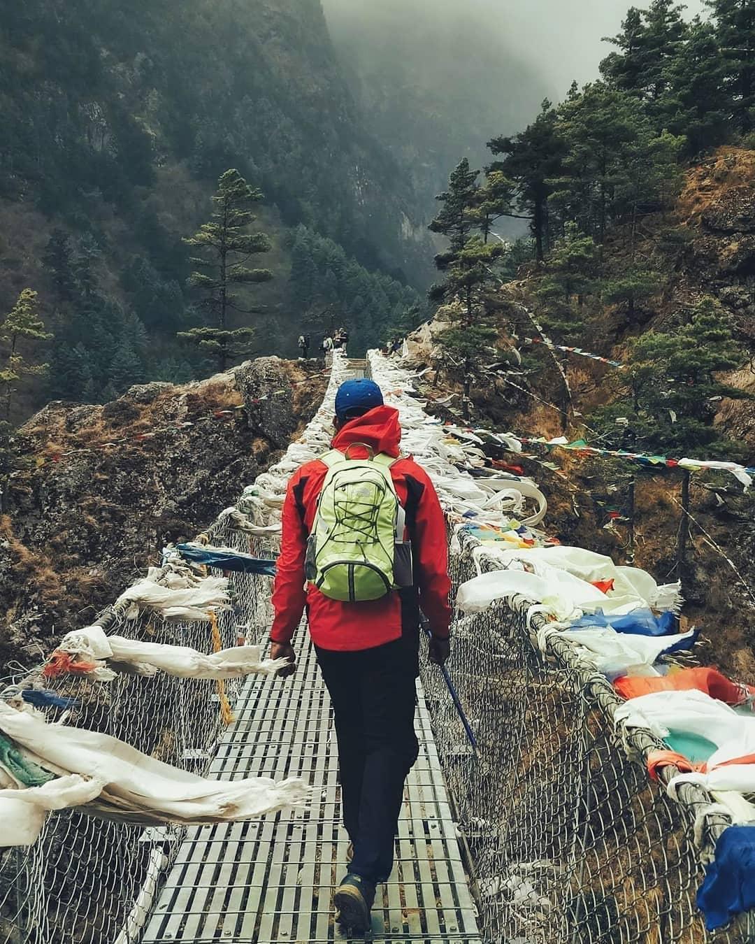 Công viên quốc gia Sagarmatha, Nepal