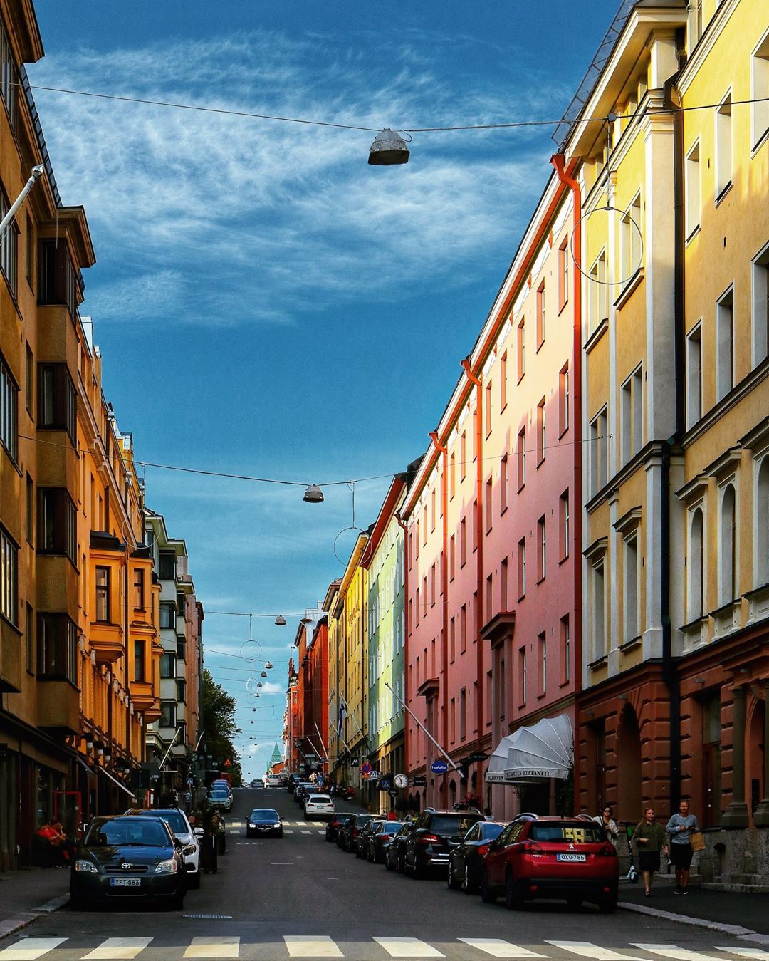 Punavuori, Helsinki, Phần Lan
