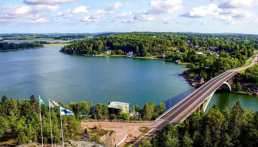 Quần đảo Åland, Phần Lan