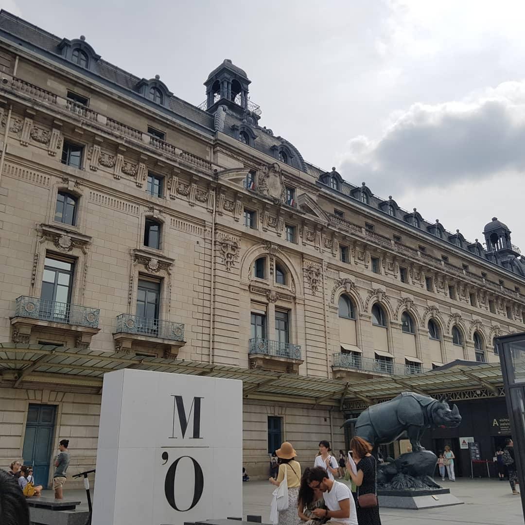 Orsay Museum, Paris, Pháp