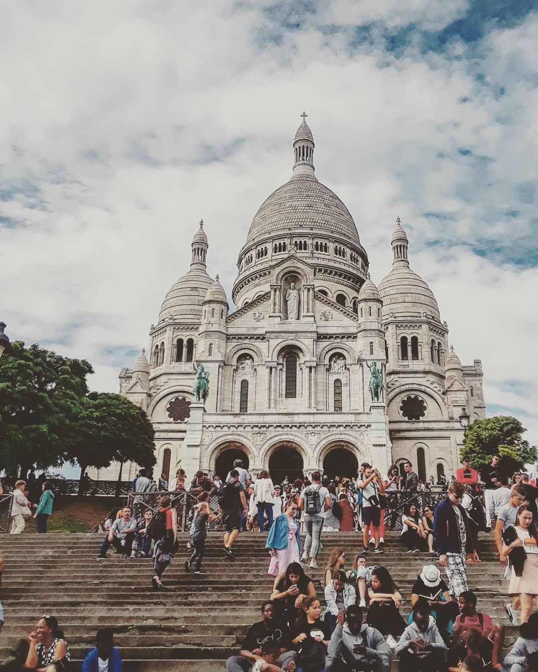 Sacré Coeur, Paris, Pháp