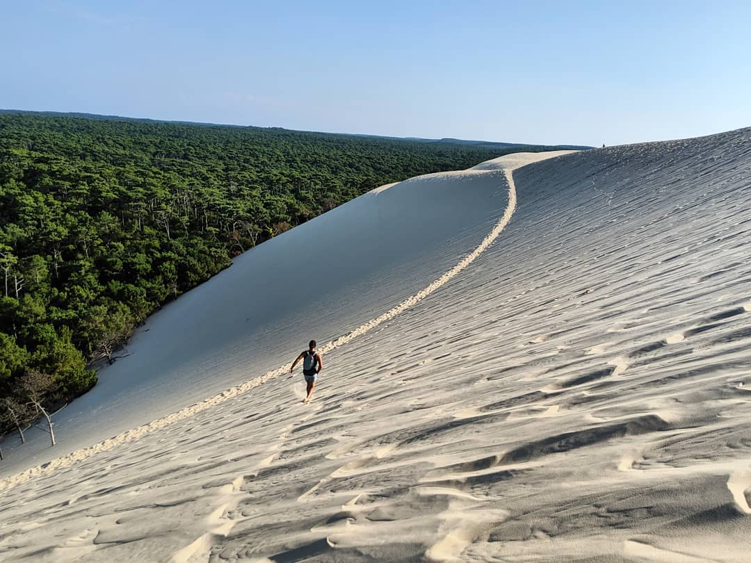 Dune du Pilat, Pháp