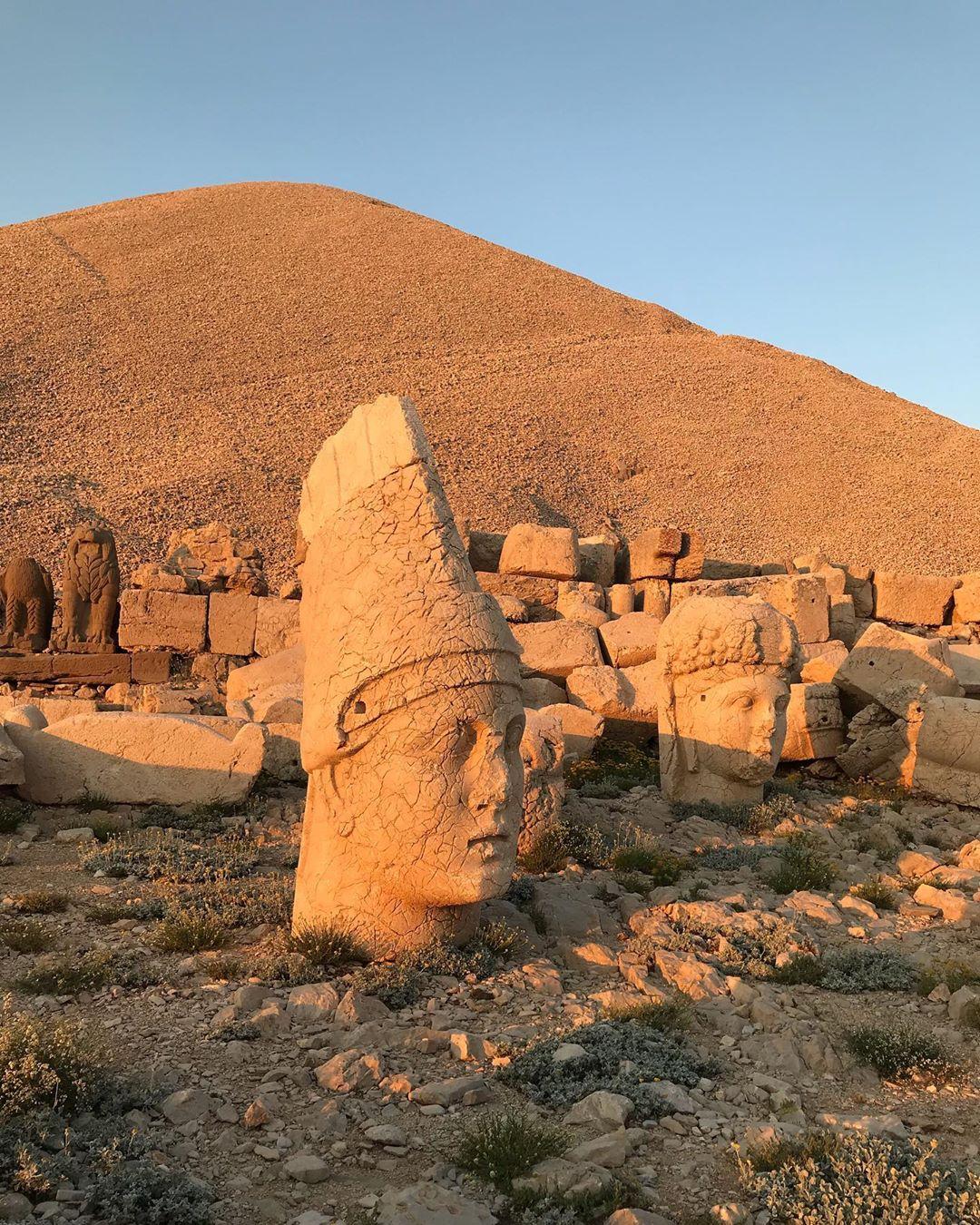 Núi Nemrut, Thổ Nhĩ Kỳ