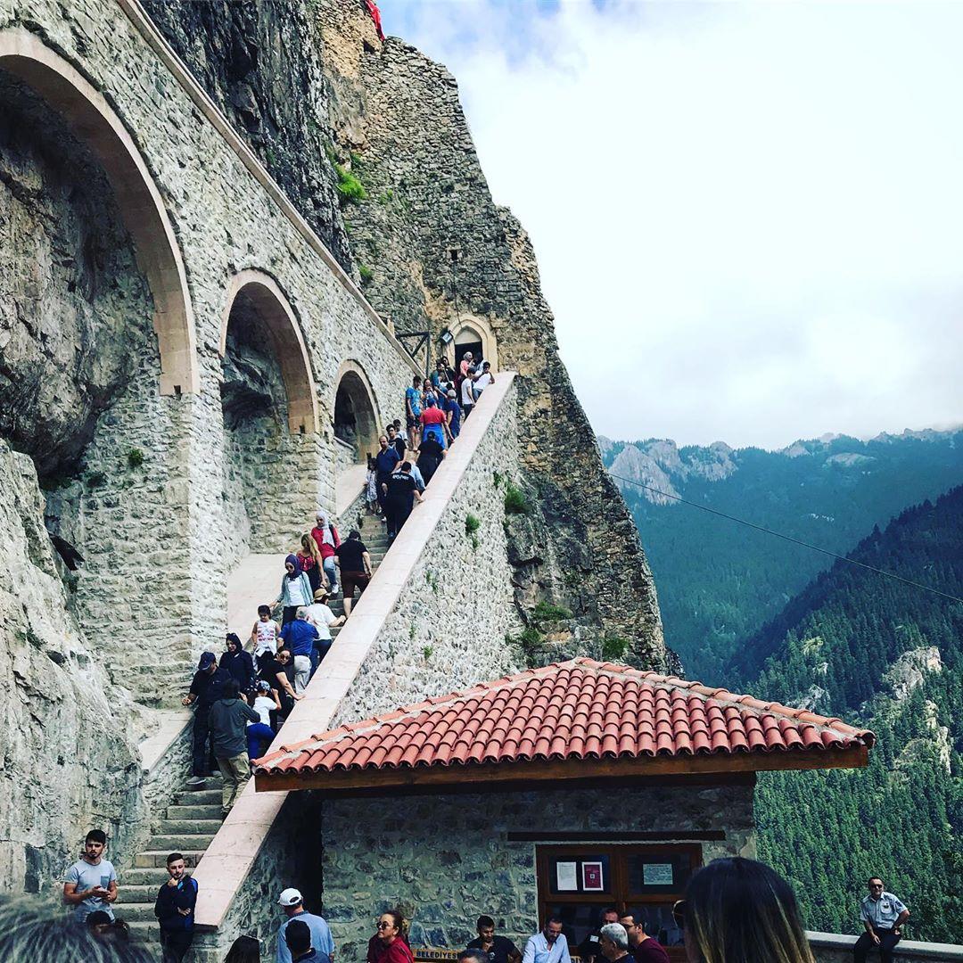 Sümela Manastırı, Thổ Nhĩ Kỳ
