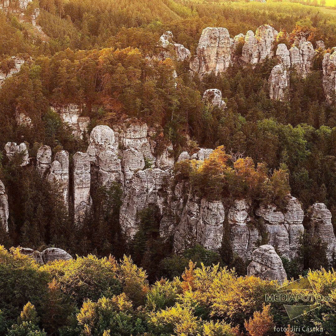 Hruboskalsko, Cộng hòa Czech