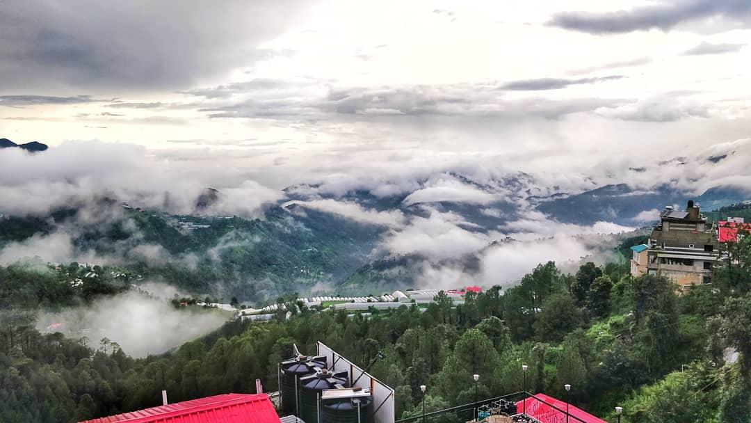 Chail, Himachal Pradesh, Ấn Độ