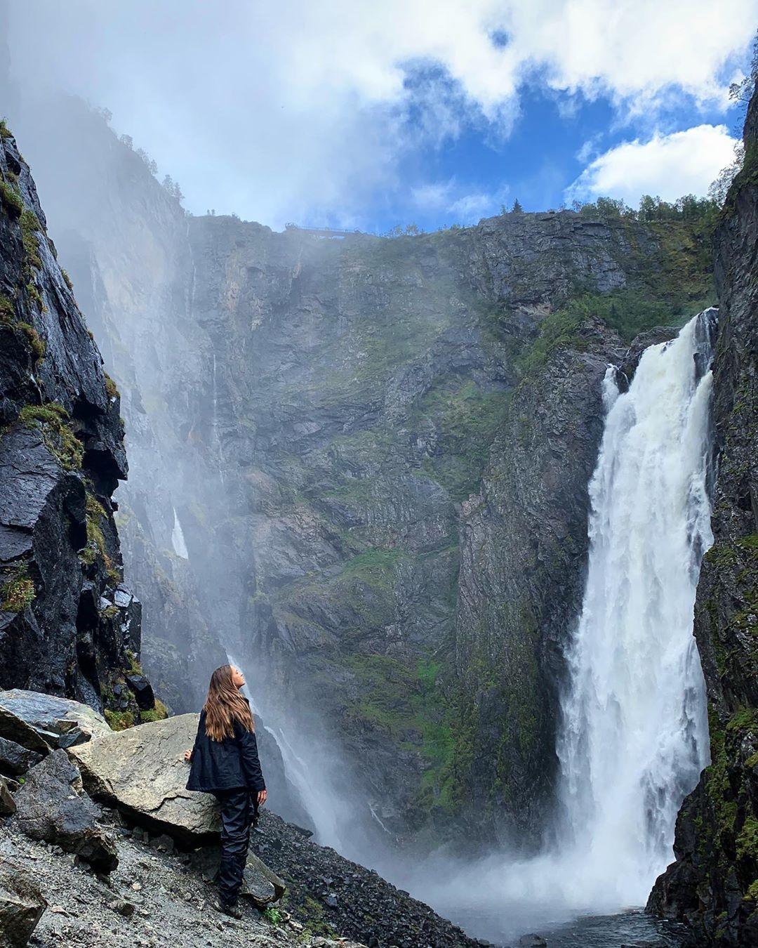 Vøringfossrace, Eidfjord, Na Uy