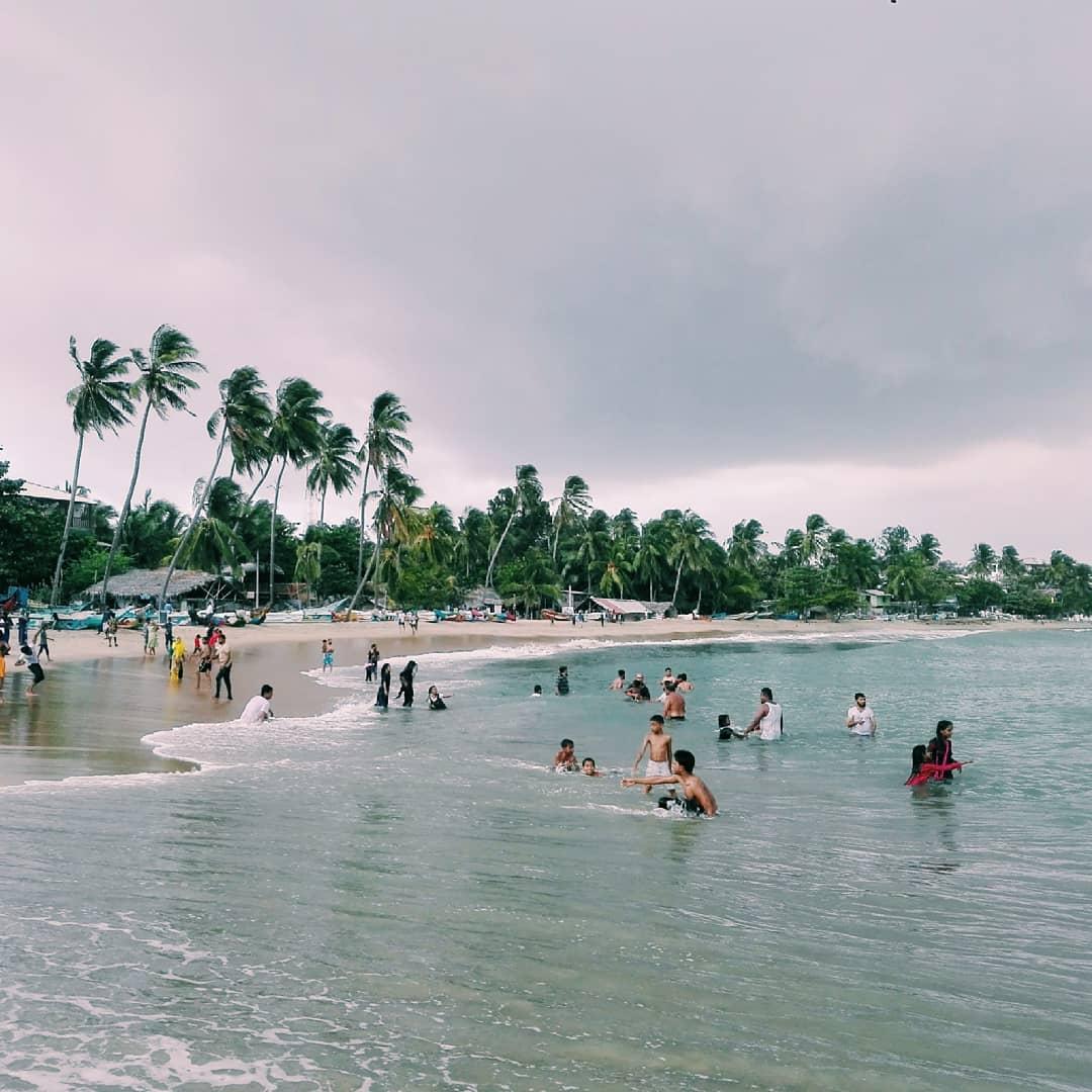 Vịnh Arugam, Sri Lanka