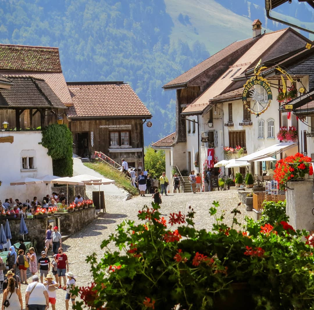 Gruyères, Thụy Sỹ