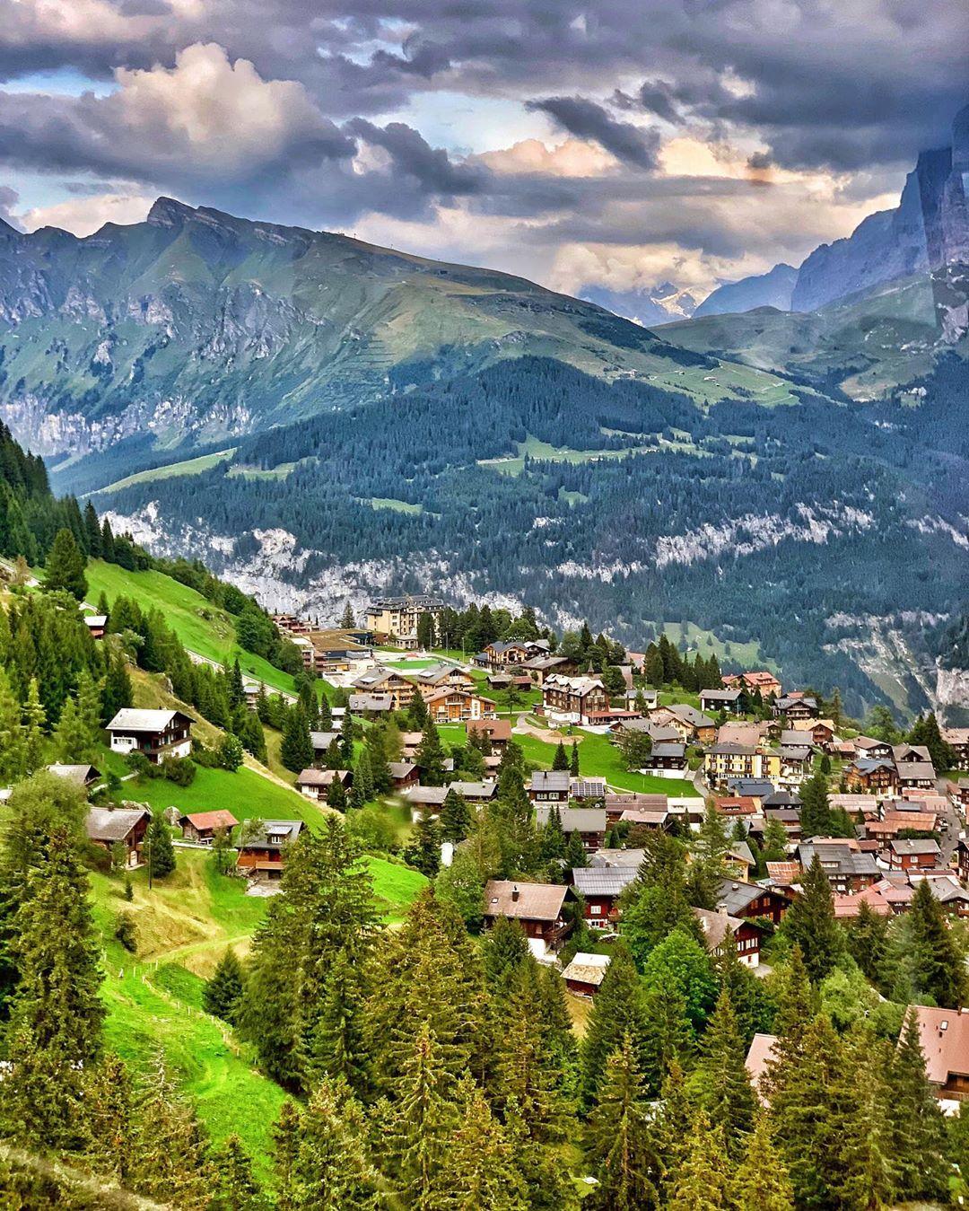 Mürren - Schilthorn 007, Thụy Sỹ