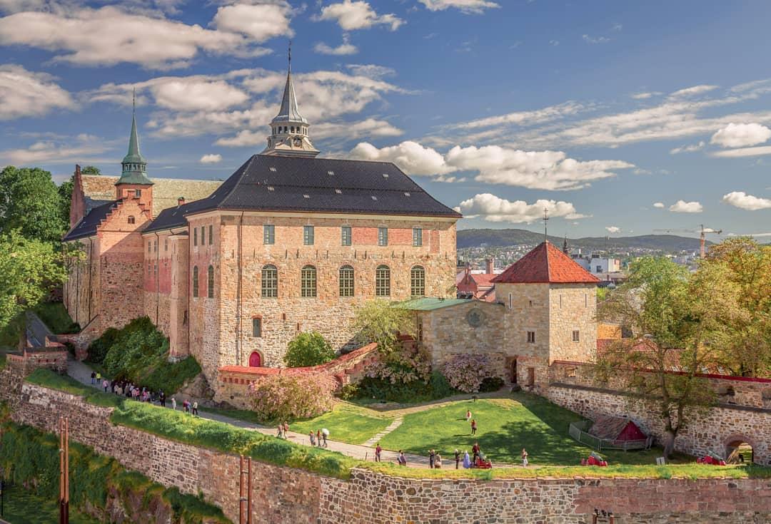 Akershus Festning, Na Uy