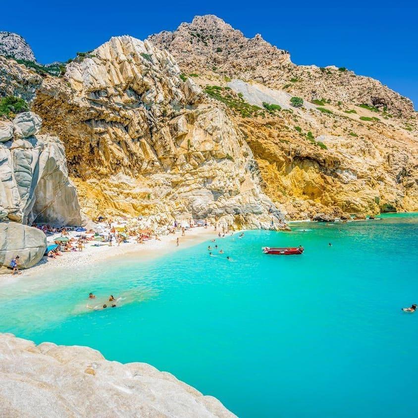 Ikaria, Hy Lạp