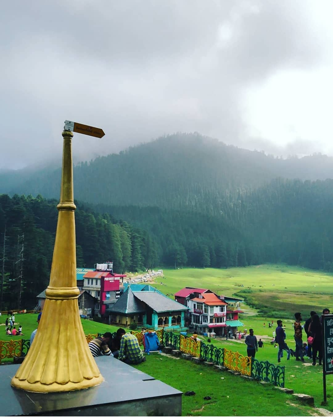 Khajjiar, Himachal Pradesh, Ấn độ