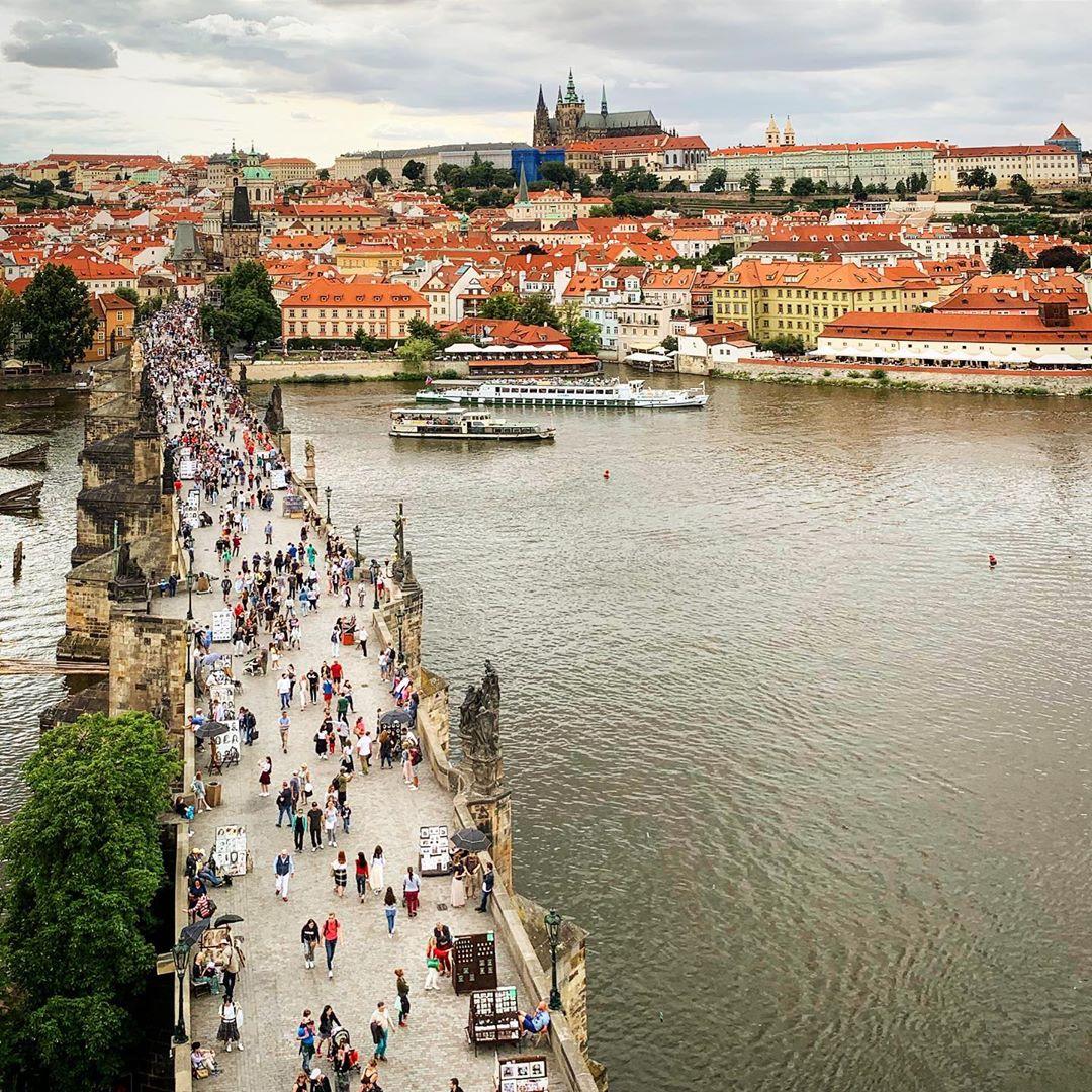 Charles, Prague, Cộng hòa Czech