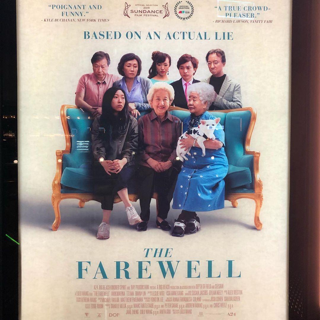 The Farewell (Lời Từ Biệt)