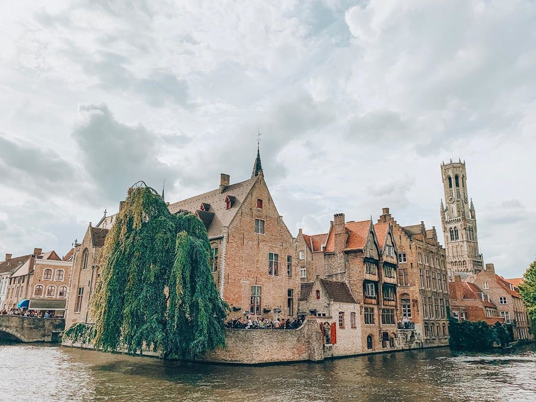Rozenhoedkaai, Bruges, Bỉ