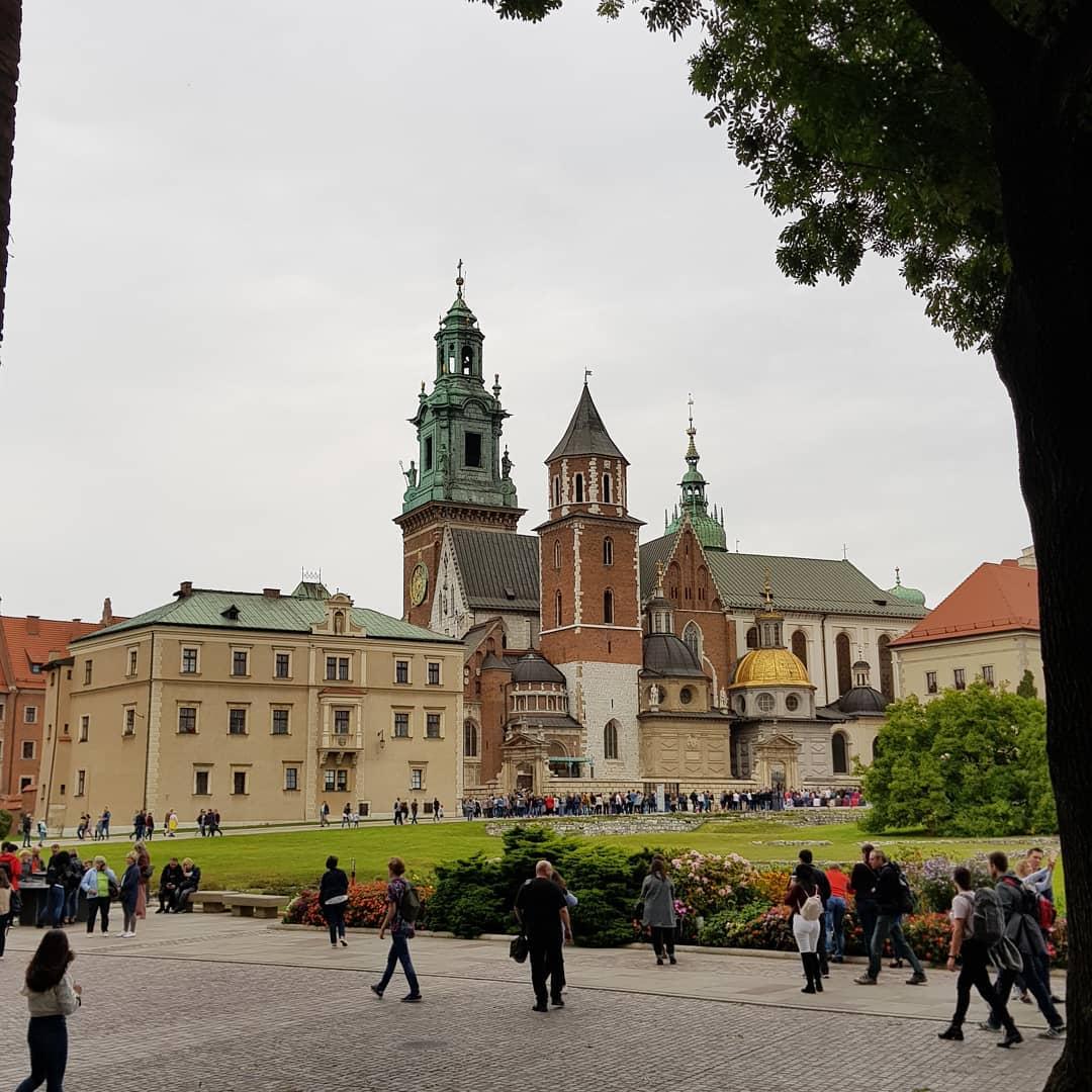 Lâu đài Wawel, Ba Lan
