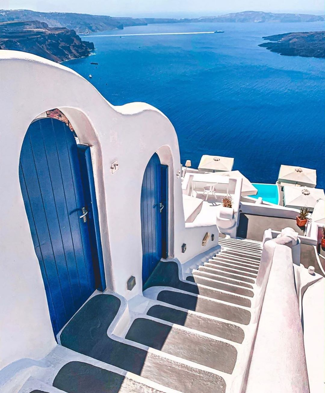 Santorini, Hy Lạp