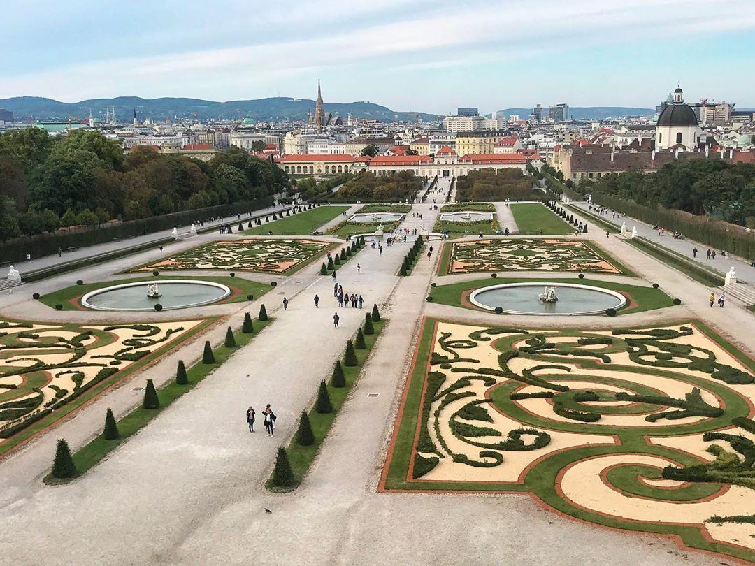 Castello Del Belvedere Vienna, Áo