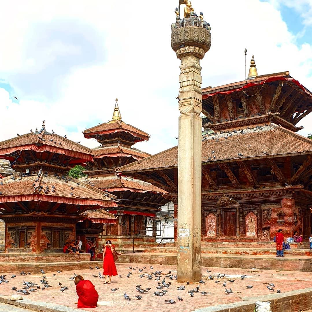 Quảng trường Kathmandu Durbar, Nepal