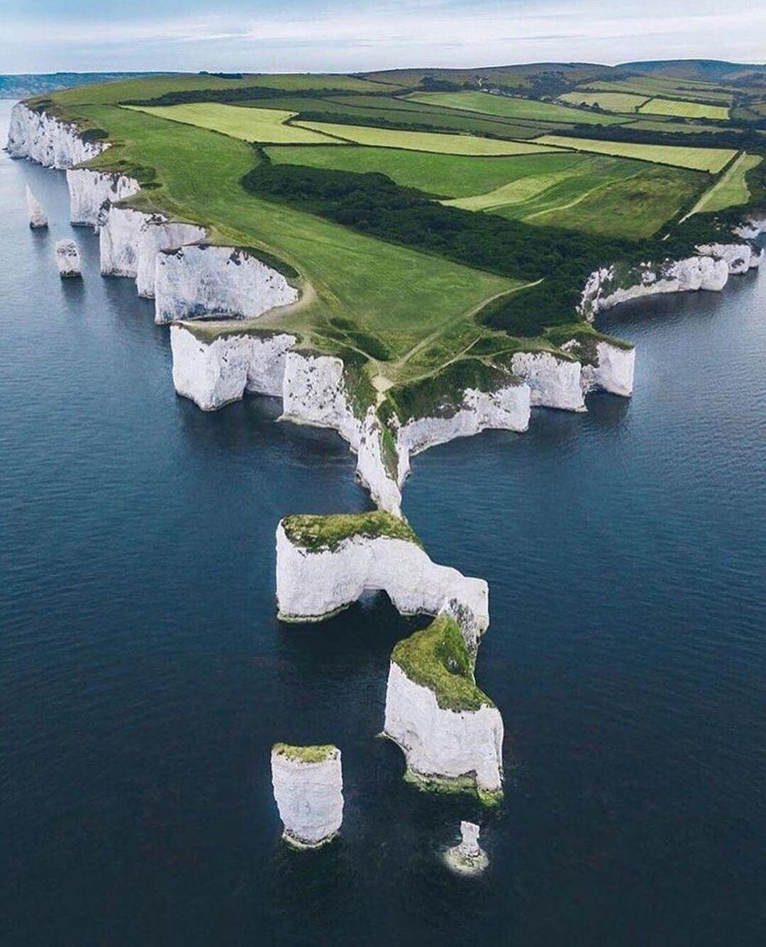 Vách đá Dover, Vương quốc Anh