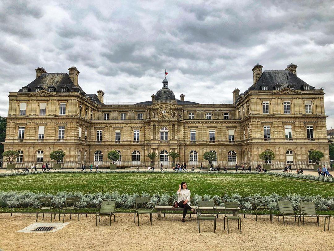 Jardin du Luxembourg, Paris, Pháp