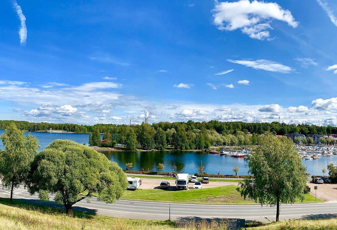 Lappeenranta, Hồ Saimaa., hần Lan