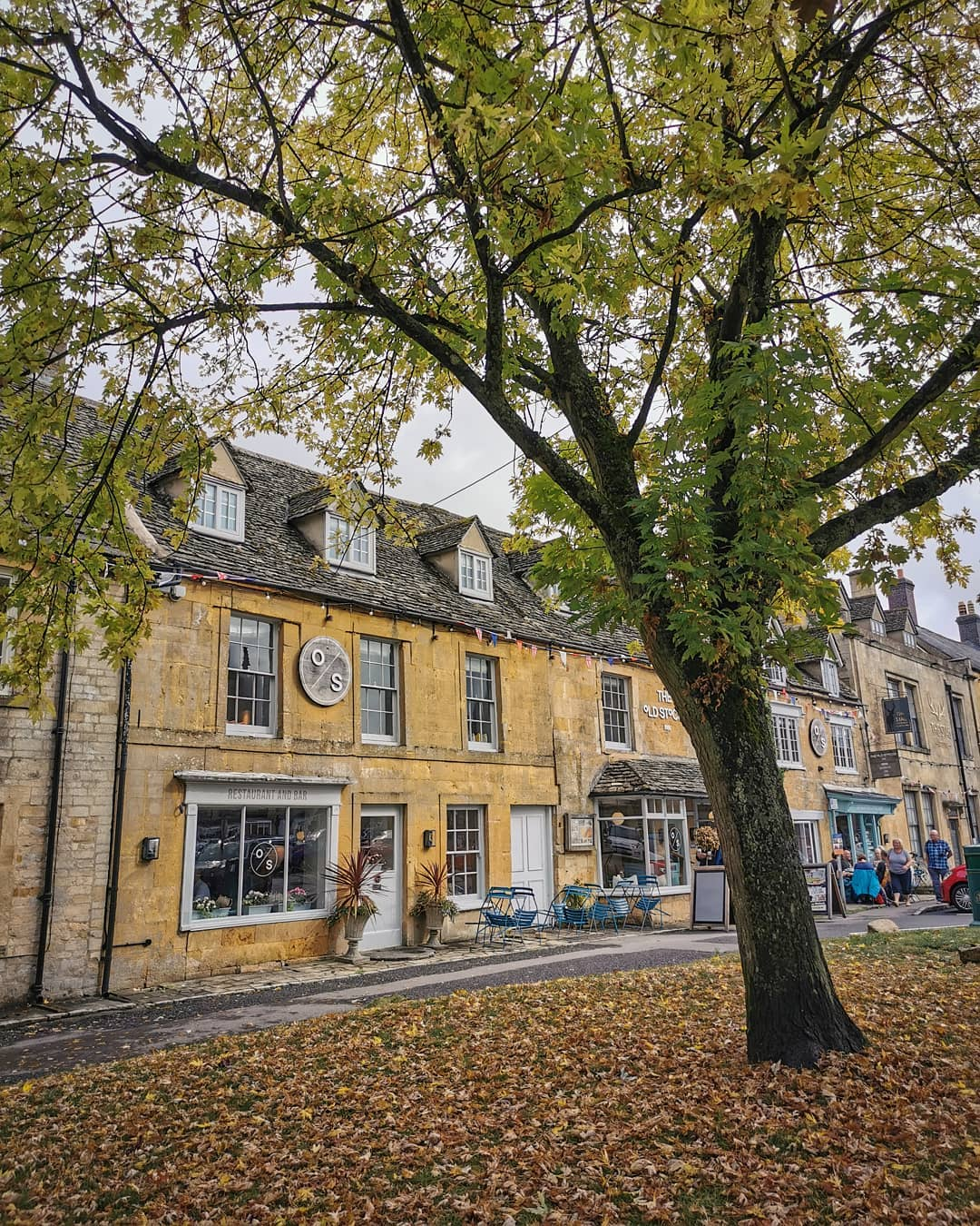 Stow On the Wold, Cotswolds, Vương quốc Anh