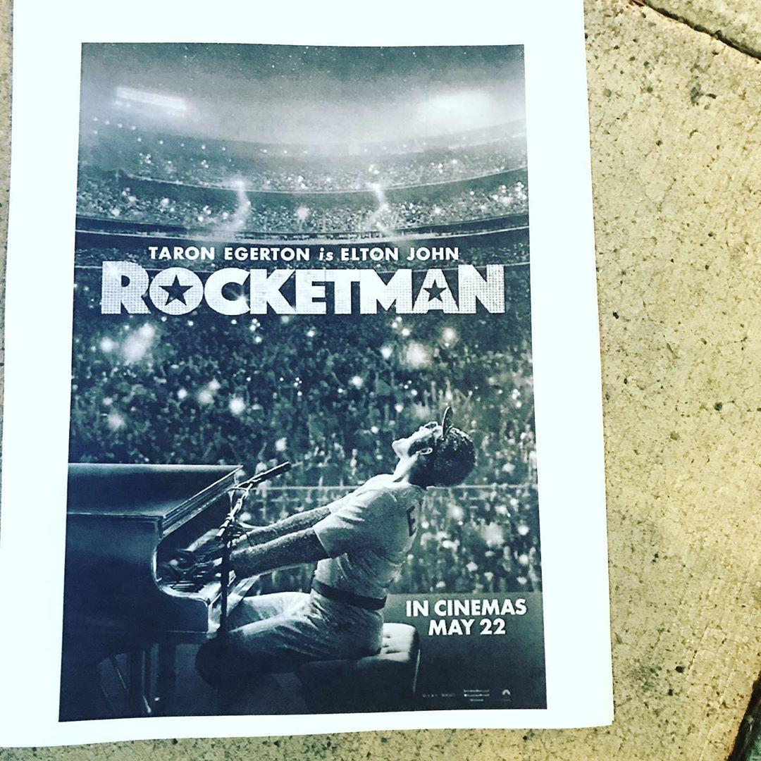Rocketman (Danh Ca Huyền Thoại)