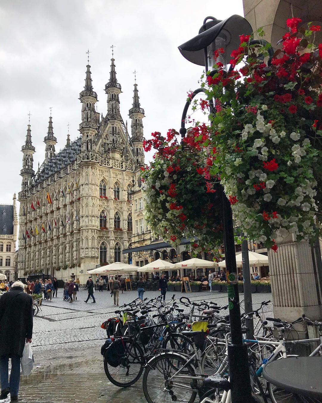 Leuven, Bỉ