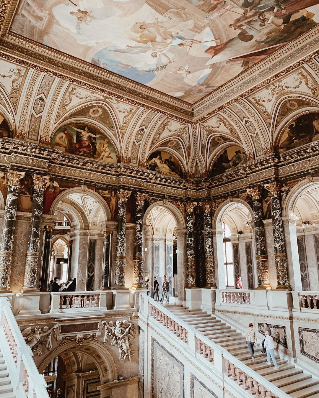 Bảo tàng Kunsthistorisches, Vienna, Áo